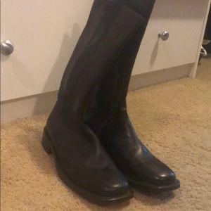 JCrew mid calf boots